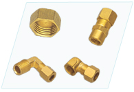 Brass Compression Fittings Compression Union Compression Adaptors Compression Elbow Compression Tees